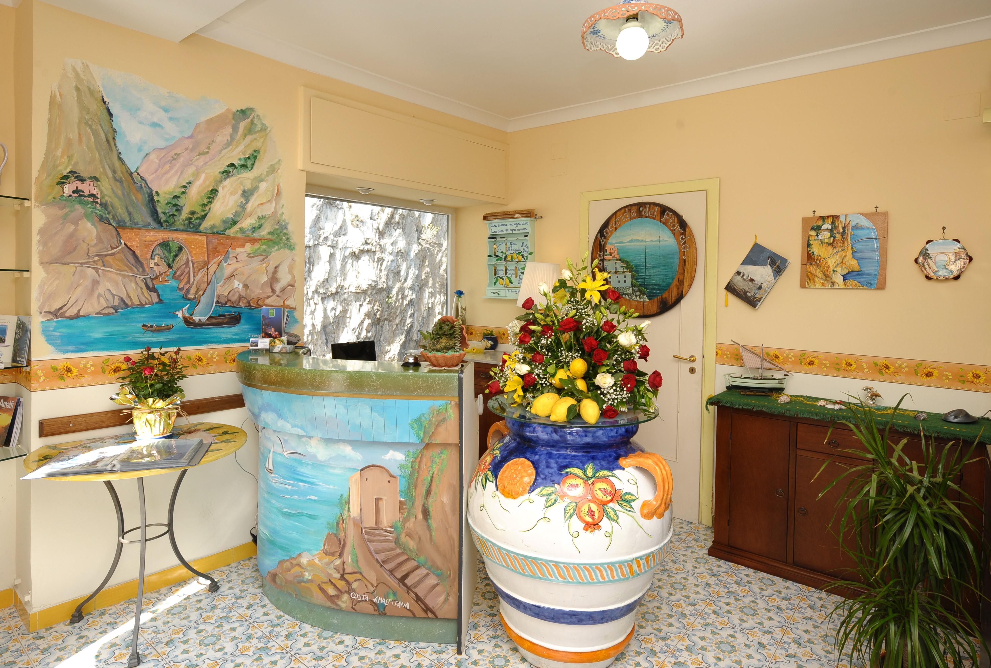 La Locanda del Fiordo Hotel in Costiera Amalfitana a Furore